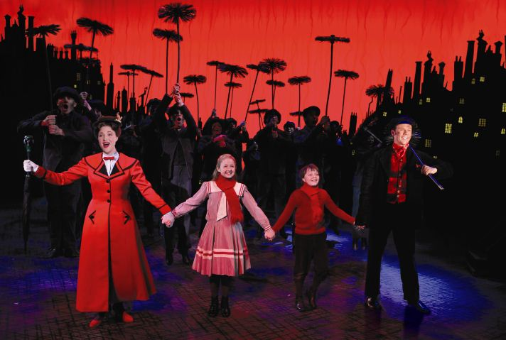 Mary Poppins Musicalstore