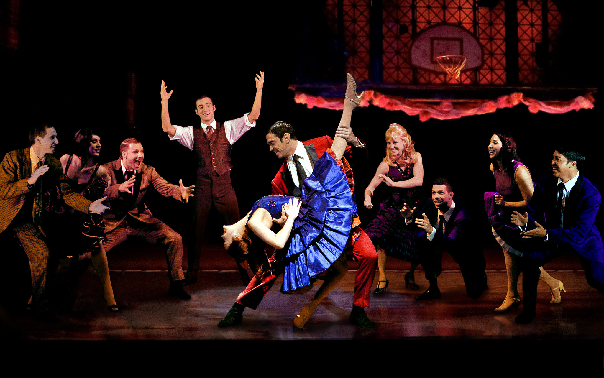 west side story broadway revival tour meet